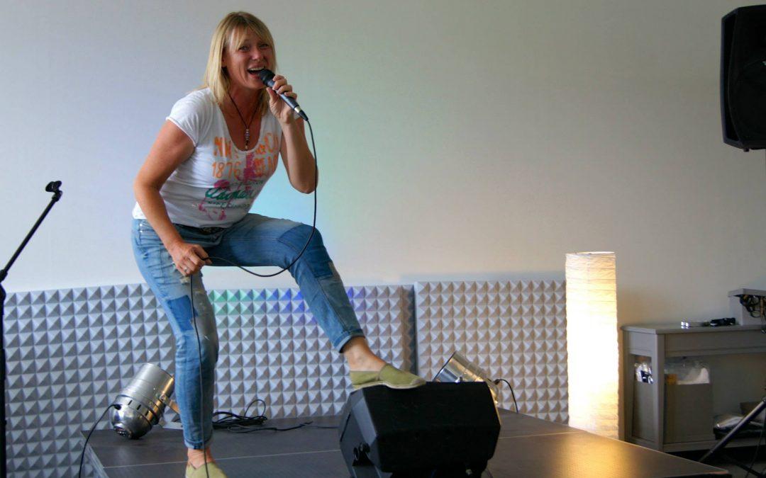 Gesangsworkshop – Unterricht mal anders!