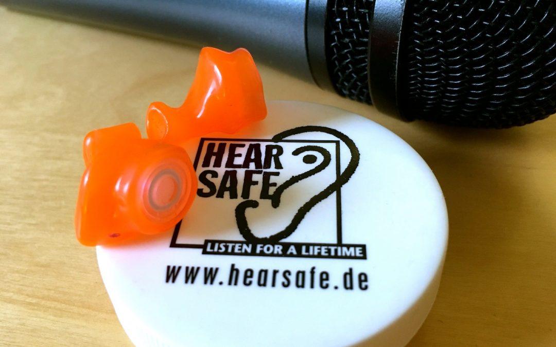 Volle Kontrolle dank In-Ear Monitoring?