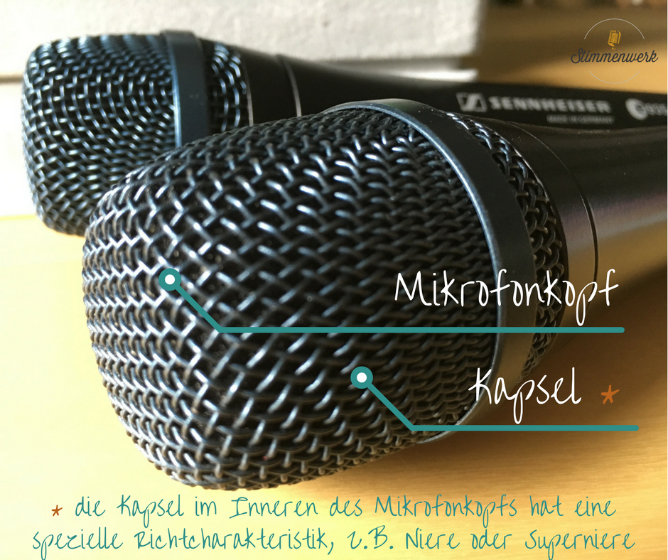 Richtcharakteristik Mikrofon