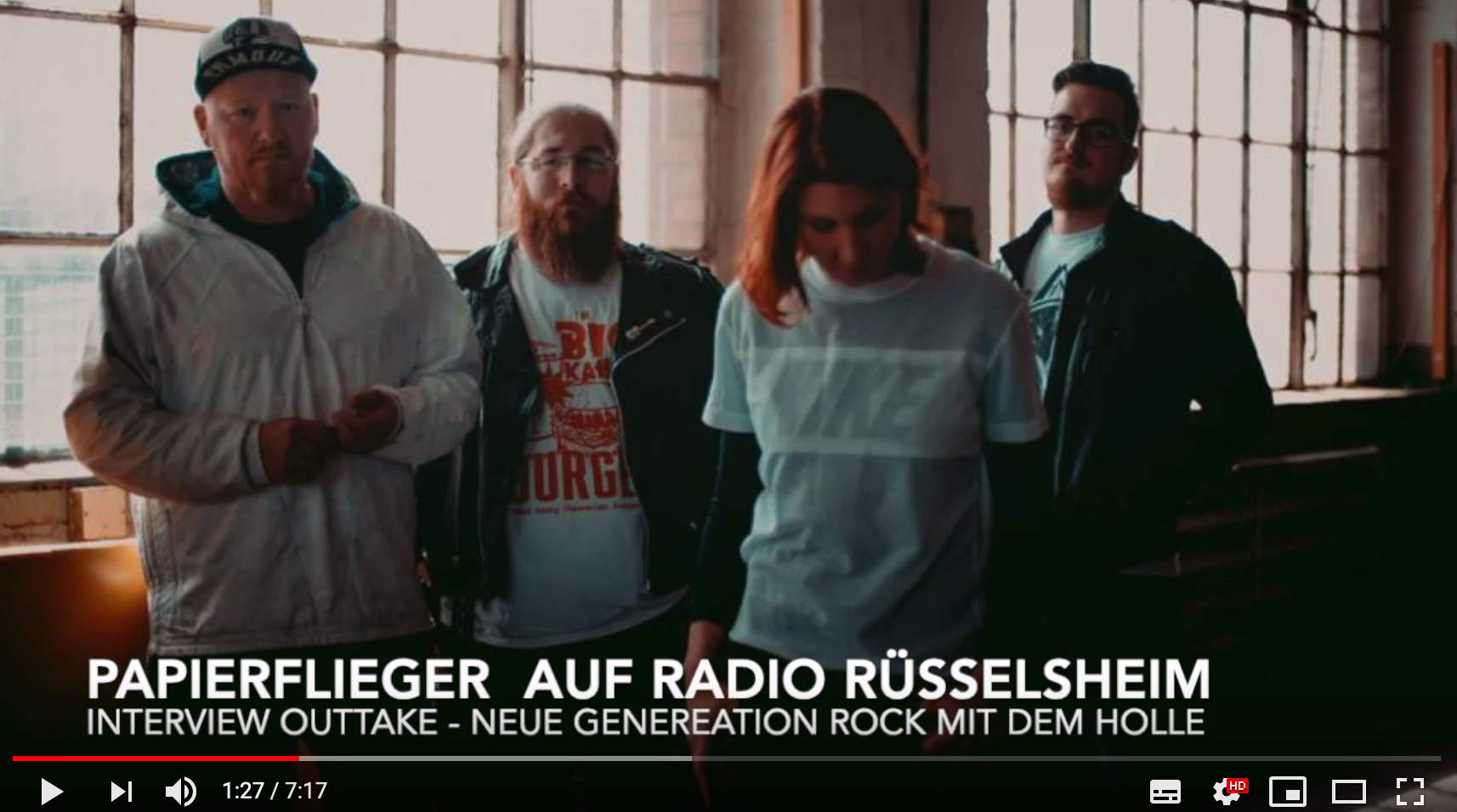 Neue Generation Rock
